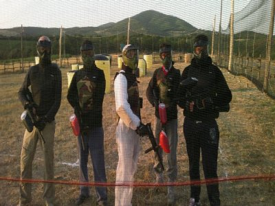 Paintball War ASD