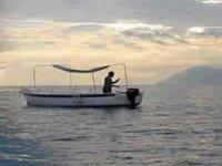 quiet fishing