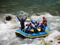 A little rafting!