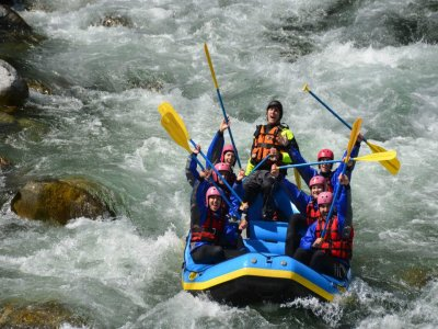 River Action Rafting