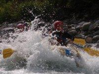 Tra le rapide della Valsesia