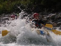 Between the rapids of Valsesia