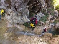 Canyoning tra la natura