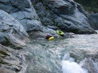 Hydrospeed in Valsesia