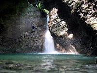 Safe canyoning