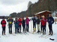 Escursioni sci di fondo