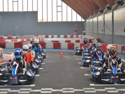 Kartodromo Indoor Ekart Castrezzato
