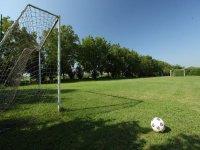 Campo da calcio della struttura