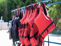 Salvagenti per rafting