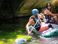 Rafting in squadra
