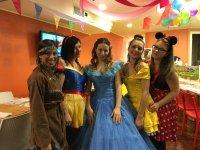 Da noi anche le principesse si divertono