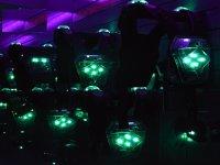Attrezzatura per il laser tag