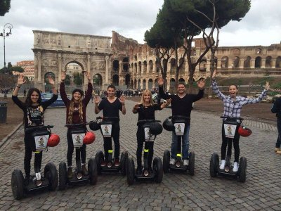 Rolling Rome
