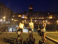 Tour notturno di Roma