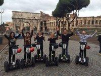 Tour di gruppo per l'antica Roma
