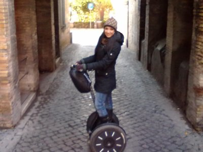 Finding Segway Roma