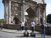 Finding Segway Roma