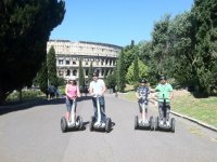 Fun in Rome Segway