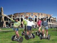 Roma segway tour