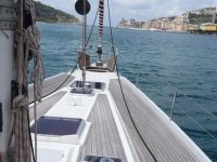 Imbarcazione dotata di comfort