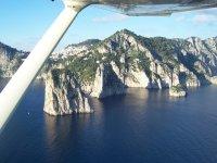 Private plane flights coast bell