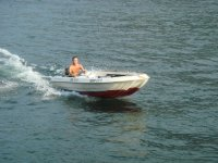 Motorboat excursions