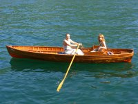 Motorboat 40hp