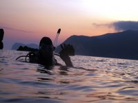 Diving on Elba Island