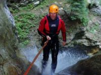 Canyoning in Arco