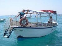 Scalea e dintorni in barca