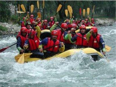 Onda Selvaggia Rafting