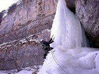 Climb on ice