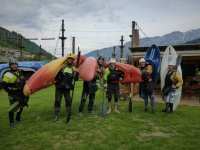 Pronti ad avventurarsi con il kayak