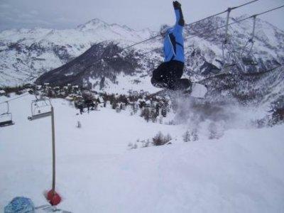 Scuola Sci Monti della Luna Snowboard