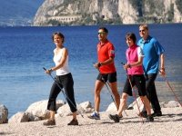 Nordic walking a Maranello