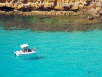 Navigando a Lampedusa