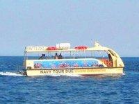 La Selenia in mare