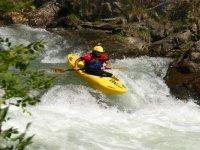 Canoe on the Walnut