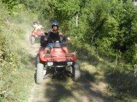 Escursione quad 'Livizzano'