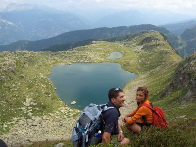 Guide Alpine Val di Fiemme Trekking