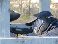 Paintball D-Day giovani (2h) a Civitella S. Paolo