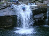 Canyoning and adventure