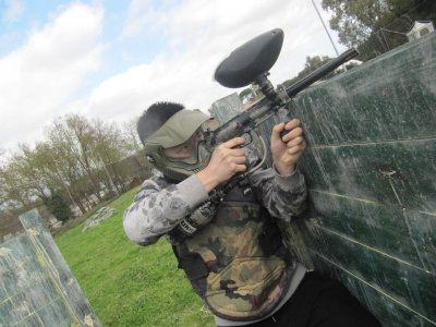 Paintball D-Day adulti (1h) a Civitella S. Paolo