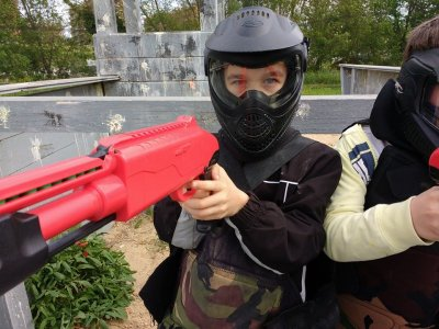 Paintball D-Day bambini (1,5h), Civitella S. Paolo