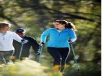 Trekking and Nordic Walking