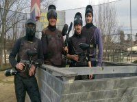Paintball D-Day giovani (1h) a Civitella S. Paolo