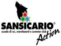 Sansicario Action Snowboard