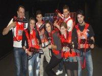 Il gruppo dei rossi