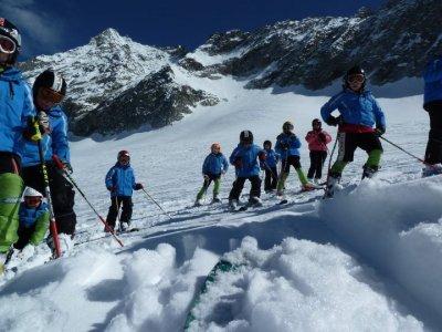 Guida Alpina Maestro di Sci Mauro Giovanazzi Sci