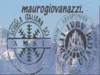 Guida Alpina Maestro di Sci Mauro Giovanazzi Ciaspole